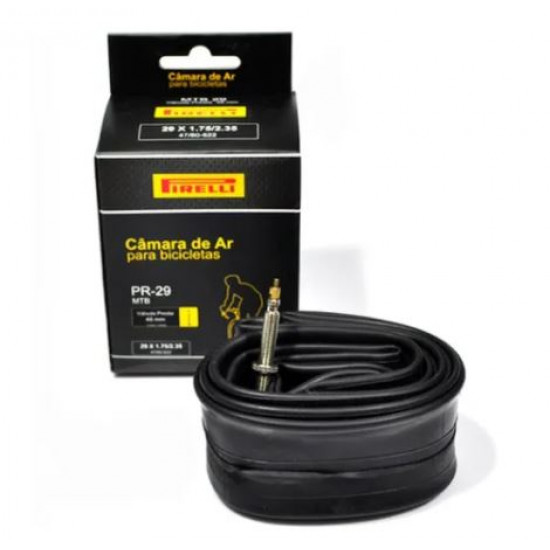 Câmara Pirelli PR-29 Válvula Presta 48mm
