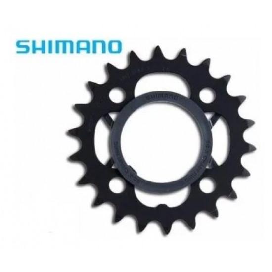 Coroa Engrenagem Shimano Alivio FC-M430- 22T - 9v