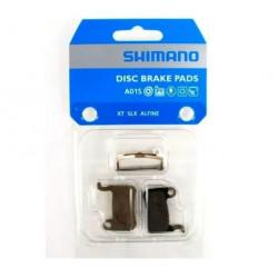 Pastilha De Freio Shimano A01s Xt BR-M775 C/ Mola Resina