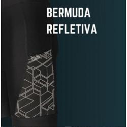 Bermuda Ciclismo Offen Refletiva Masculina